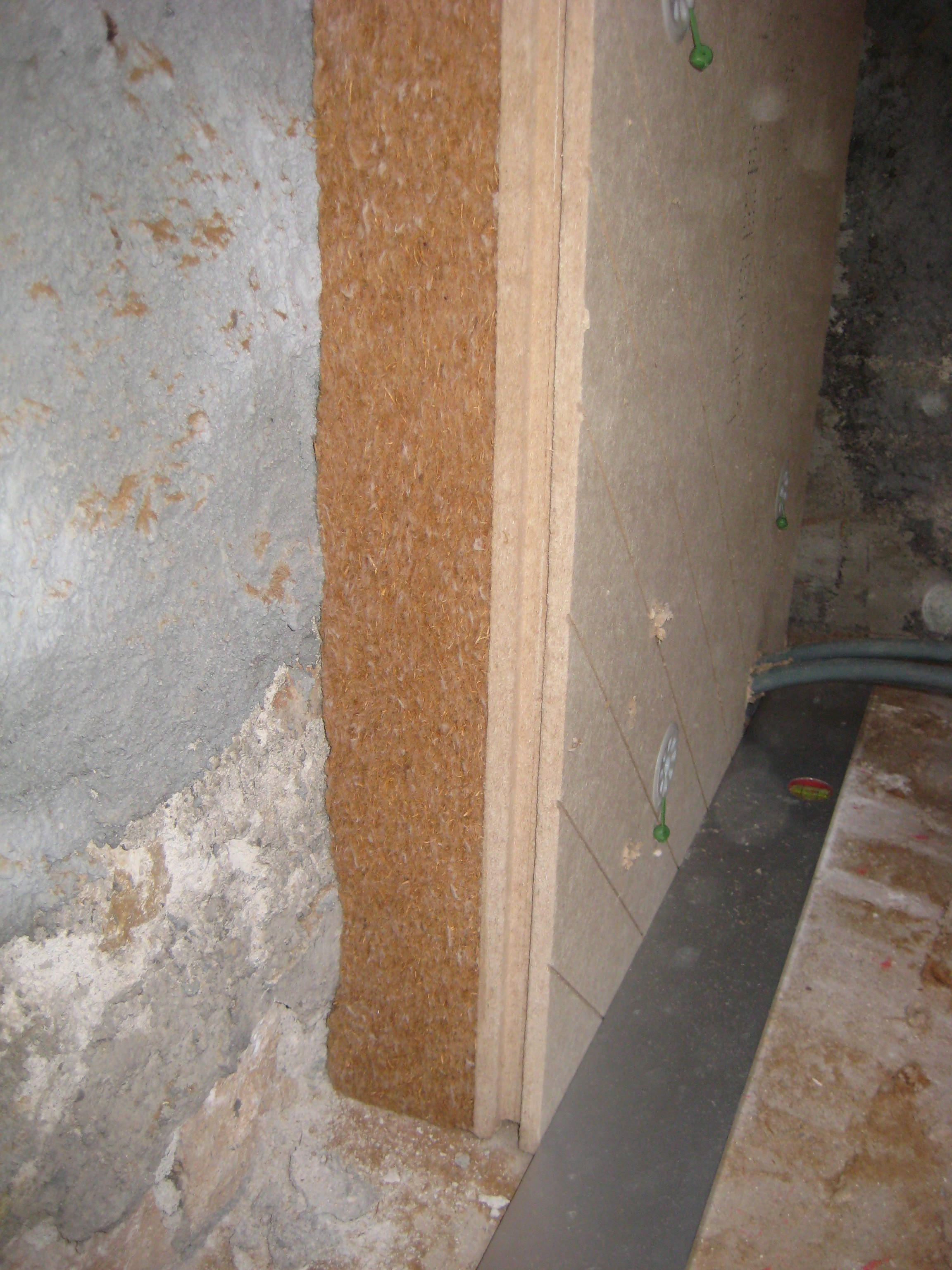 Isolation Par L Interieur Of La Solution Pour L Isolation Par L Int Rieur Udiinreco
