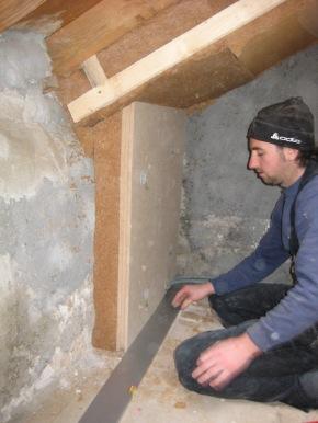 Unger diffutherm l 39 autre mani re d 39 isoler unger - Isoler une maison ancienne par l interieur ...